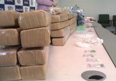 Polícia cearense fez associação da droga ao canibalismo. (FOTO: Reprodução/ TV Jangadeiro)