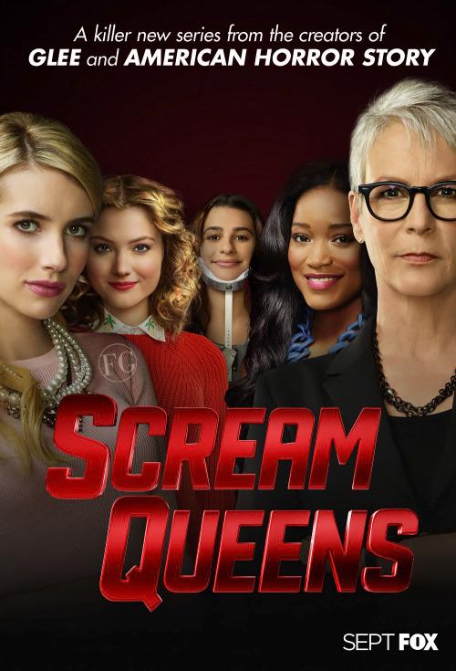 Resultado de imagem para Scream Queens season 1 posters