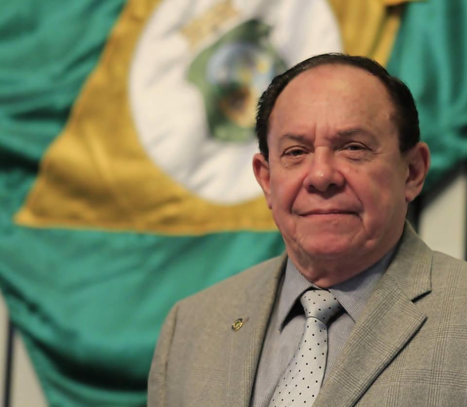 O deputado estadual Duquinha também é citado em algumas denúncias juanto ao irmão Aníbal (FOTO: Divulgação)
