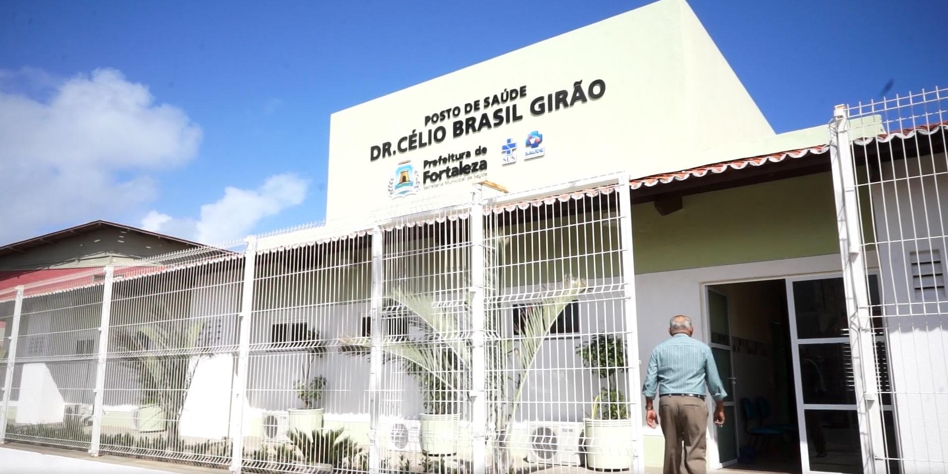 Resultado de imagem para posto de saúde pública do Bairro José Walter