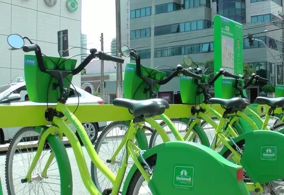 Rodolfo Teófilo, Bom Futuro e Montese recebem estações bicicletar (FOTO: Divulgação)
