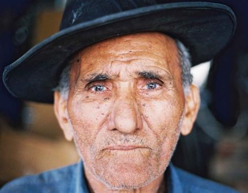 Seu Lunga era conhecido por respostas para lá de 'ignorantes', mas engraçadas (FOTO: Gustavo Pimentel/Flickr Creative Commons)