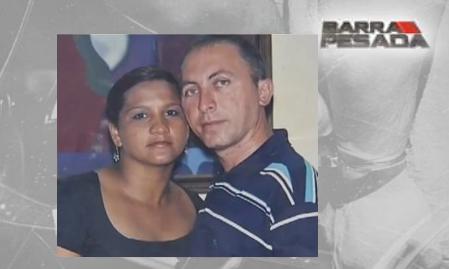 José Nilton e Maria Claudemir mataram um amigo com quem mantinham triângulo amoroso (FOTO: Reprodução TV Jangadeiro)