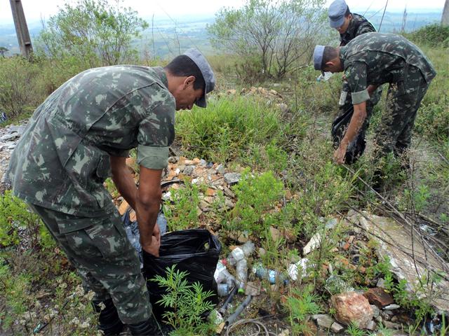 Exército deve ajudar no combate ao mosquito (FOTO: Exército Brasileiro)
