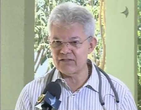 Infectologista alertou para que doentes não tenham contato íntimo (FOTO: Reprodução TV Jangadeiro)