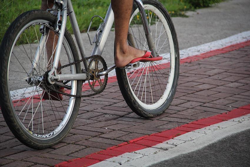 Cuidados são essenciais para evitar acidentes de trânsito (FOTO: Fernanda Moura / Tribuna do Ceará)