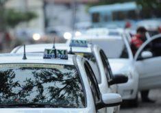 Taxistas vão se organizar contra Uber (Foto: Reprodução)