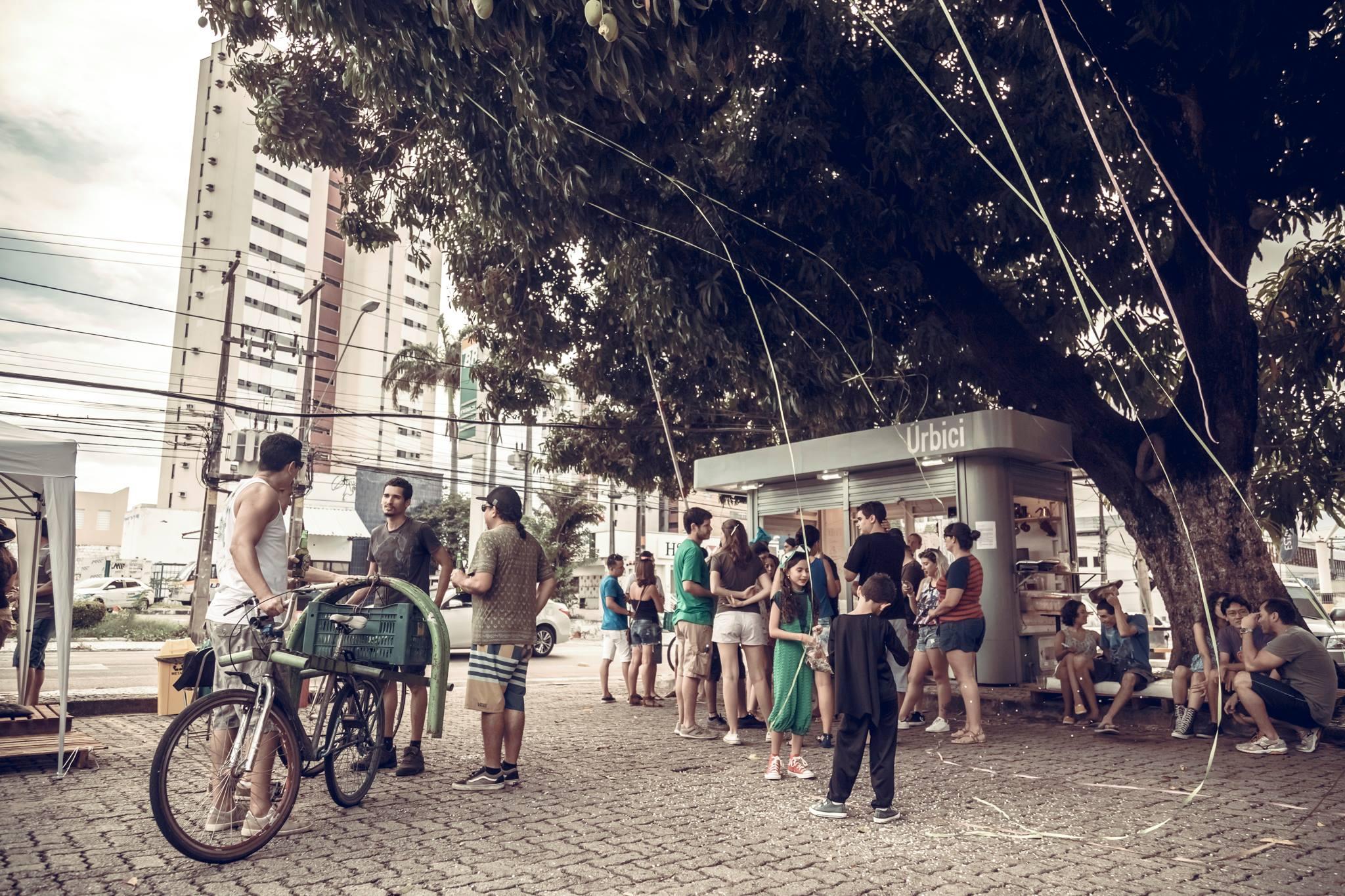 Urbici reúne amantes do ciclismo e do café em um único lugar (FOTO: Nicolas Leiva)