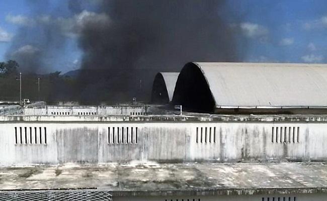 Rebeliões iniciaram no dia 21 de maio (FOTO: Reprodução/Whatsapp)