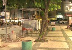 Insegurança no Centro de Fortaleza (FOTO: Reprodução TV Jangadeiro)