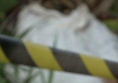 Homem é abandonado em saco plástico (FOTO: Reprodução TV Jangadeiro)