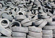 Os pneus recolhidos serão destinados à reciclagem (FOTO: Divulgação)