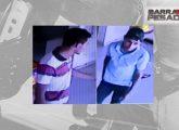 Dupla rouba na maior tranquilidade (FOTO: Reprodução TV Jangadeiro)