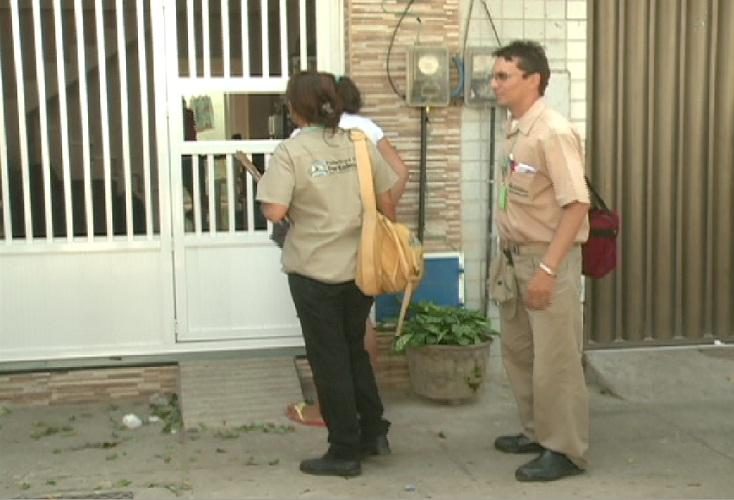 Aumento o número de caso de zica ou chikuguny (FOTO: Reprodução TV Jangadeiro)