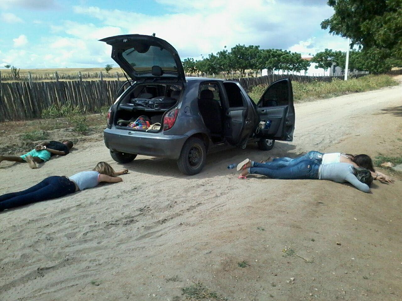 Sobrinha do mentor do furto ao Banco Central é presa após assalto em Quixeramobim