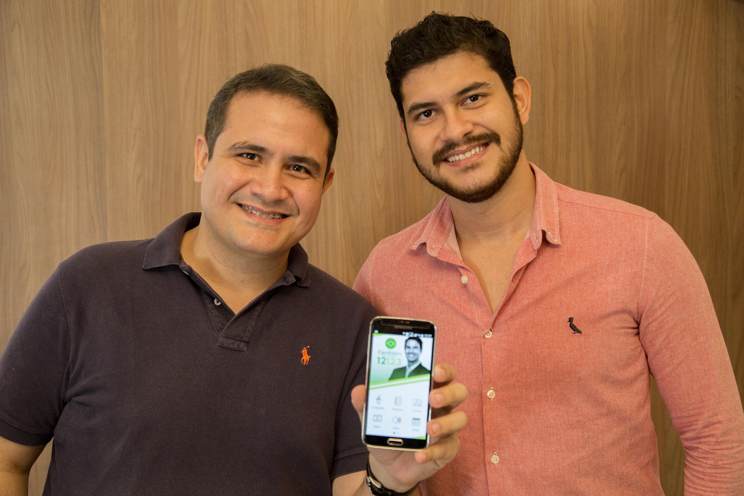Appz2Me ajuda o empreendedor na criação de aplicativos para dispositivos móveis (FOTO: Dilvugação / Léo Paiva)