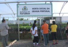 Já existem dois equipamentos no bairro Conjunto Ceará. (FOTO: reprodução/ Nordestv)