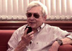 Ivens Dias Branco completaria 82 anos em agosto (FOTO: Reprodução/Tribuna de Honra)