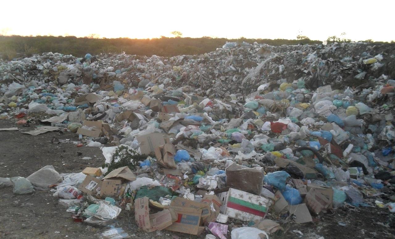 Terceiro recém-nascido é encontrado morto em uma semana em lixões do Ceará