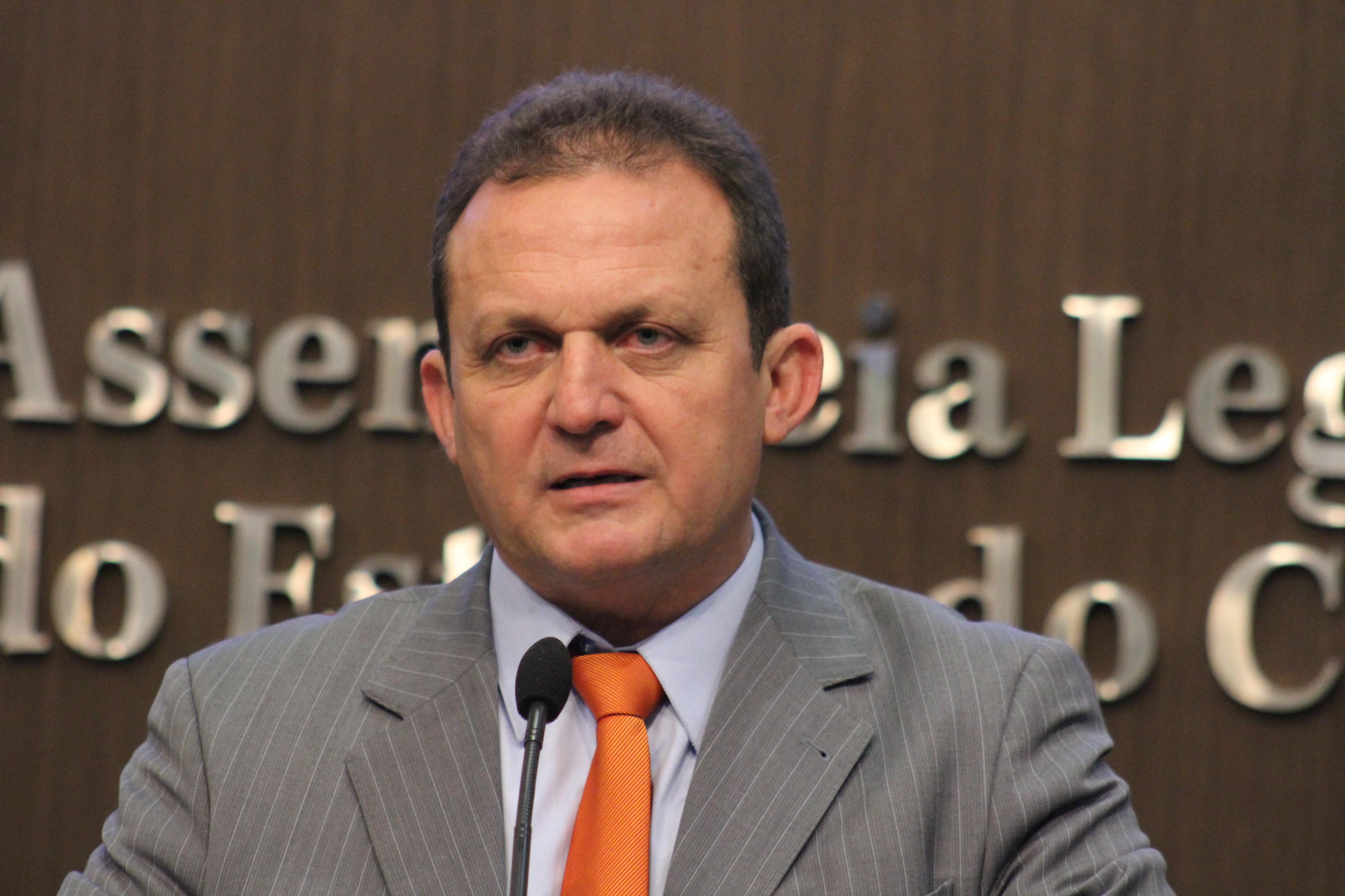 Deputado Odilon Aguiar (FOTO: Reprodução)