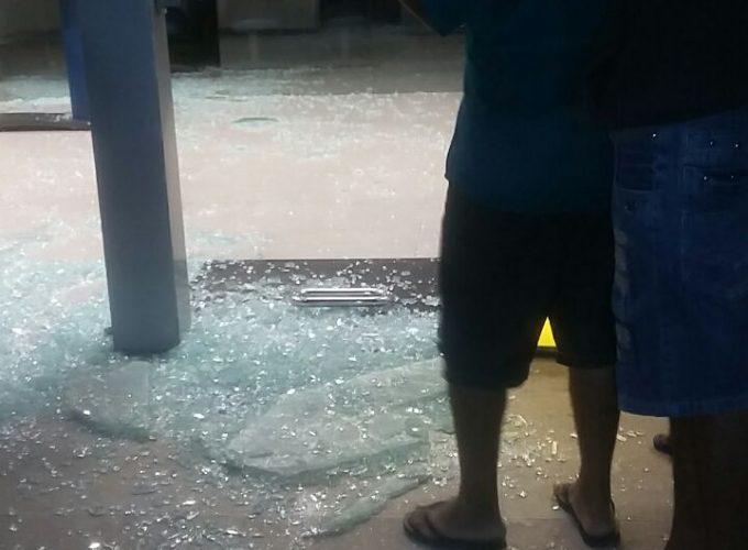 Ataques no bancos já somam 32 (FOTO: Reprodução Whatsapp Tribuna do Ceará)
