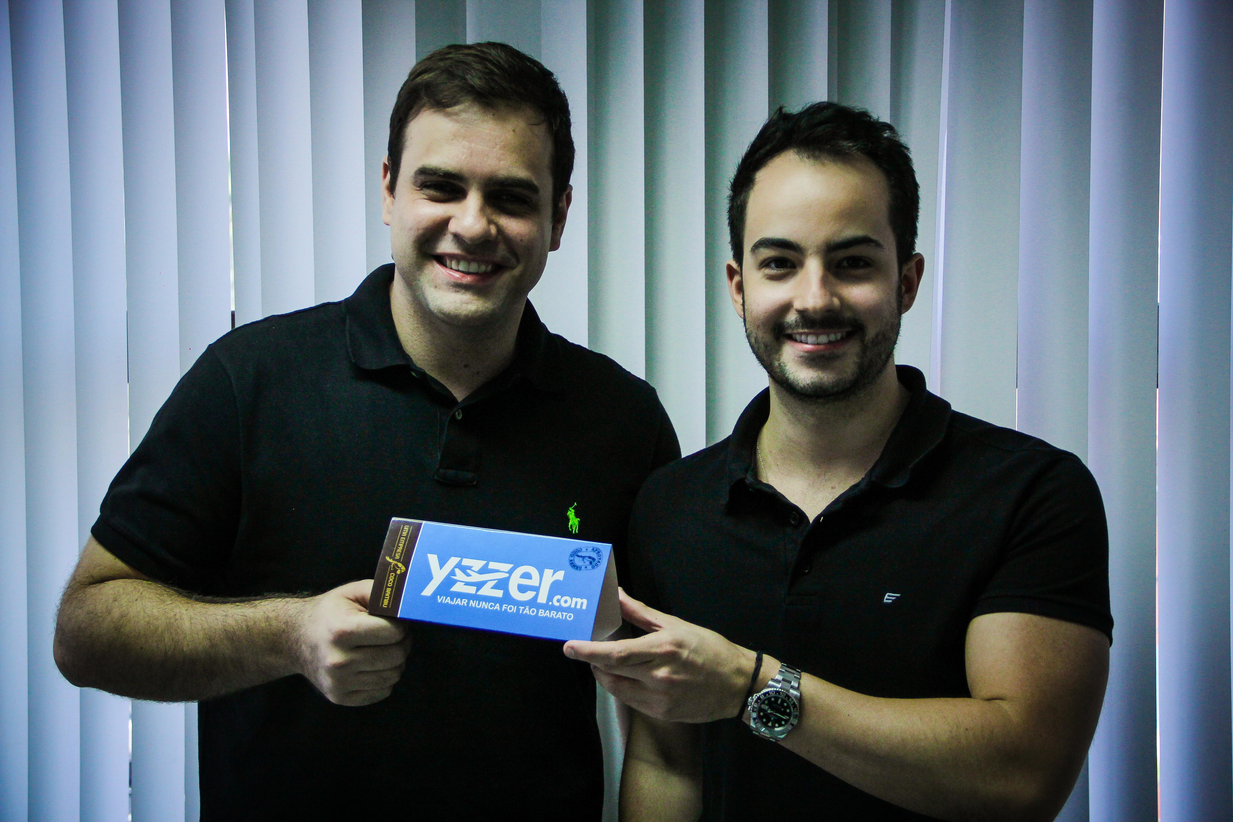 Yzzer atingiu a marca de R$ 1 milhão em apenas três meses (FOTO: Fernanda Moura)