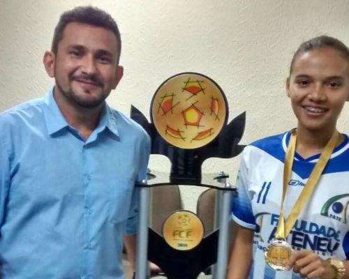 Artilheira do Campeonato Cearense revela sonho de chegar à Seleção ... 56b059be308f6