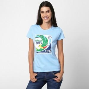 A loja tem camisas oficiais da Fifa por R$ 19,90 (Foto: reprodução/Netshoes)