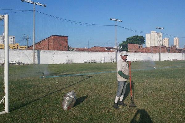 'Seu' Chico já vivenciou grandes momentos no clube (Foto: Lyvia Rocha/Tribuna do Ceará)