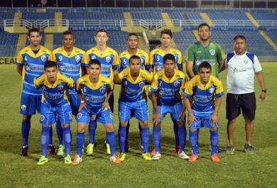 O time era o líder do Grupo A2 da Fares Lopes (Foto: Site/ Pacatuba em Foco)