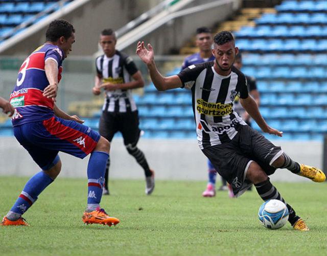 As equipes ficaram no empate (Foto: Divulgação/Cearasc.com)
