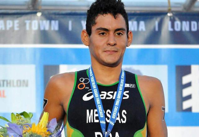 Manoel Messias foi campeão mundial júnior em 2015 (FOTO: ITU)