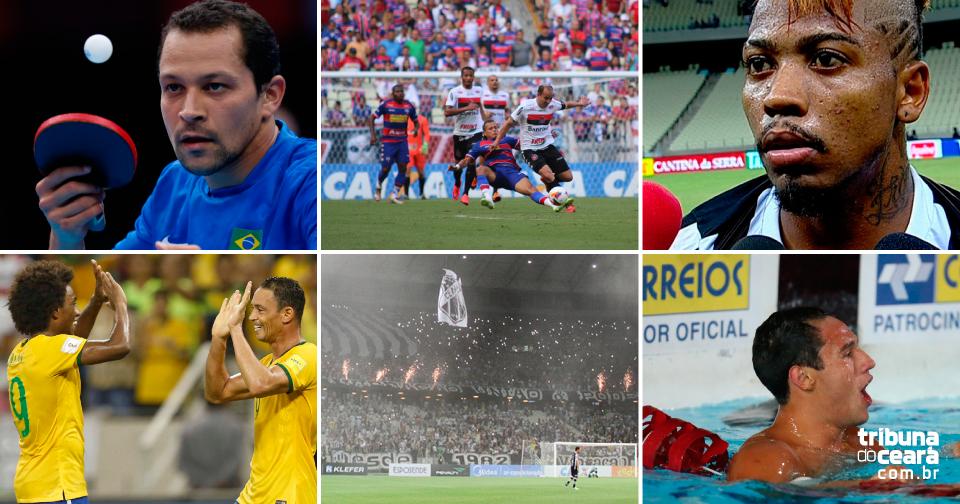Confira 15 fatos marcantes para o esporte cearense em 2015 bf66d2acf1691