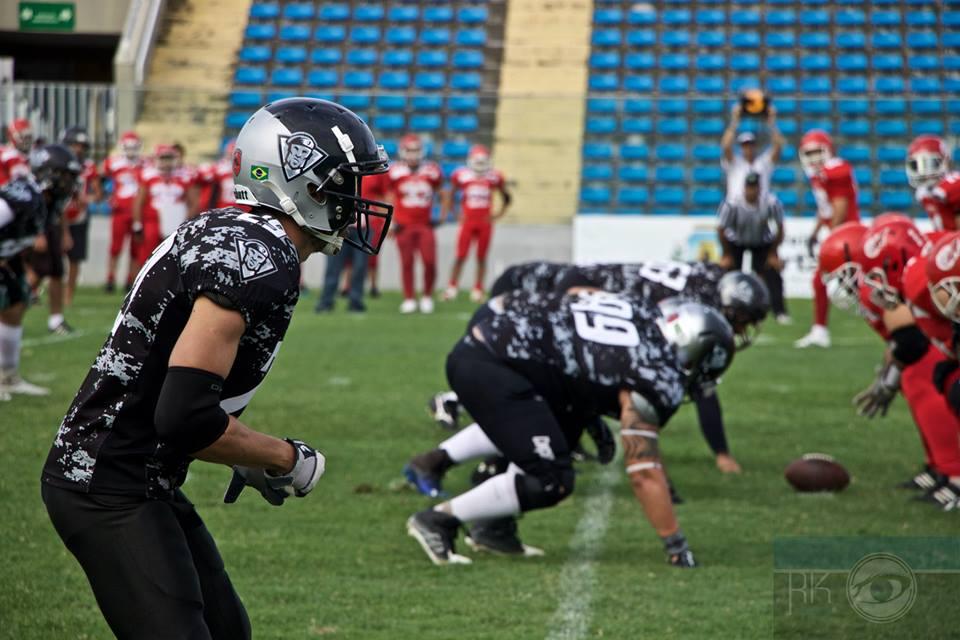 Time de futebol americano cearense inicia temporada 2016 com seleção de  novos atletas 16aeafded29d4