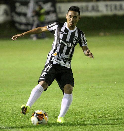 Cametá marcou o gol da vitória do Ceará na última rodada (FOTO: Rafael Barros/cearasc.com)