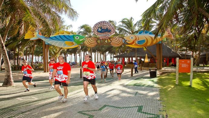 9569f28f789 Meia Maratona Beach Park promete agitar família que curte natureza e ...