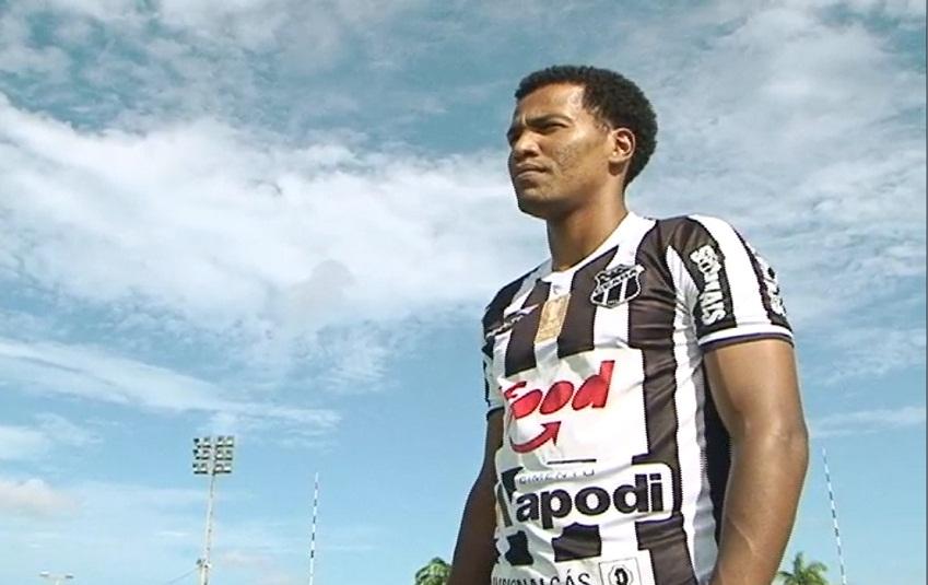 Um dos atletas mais importante do time de Sérgio Soares (FOTO: Reprodução TV Jangadeiro)
