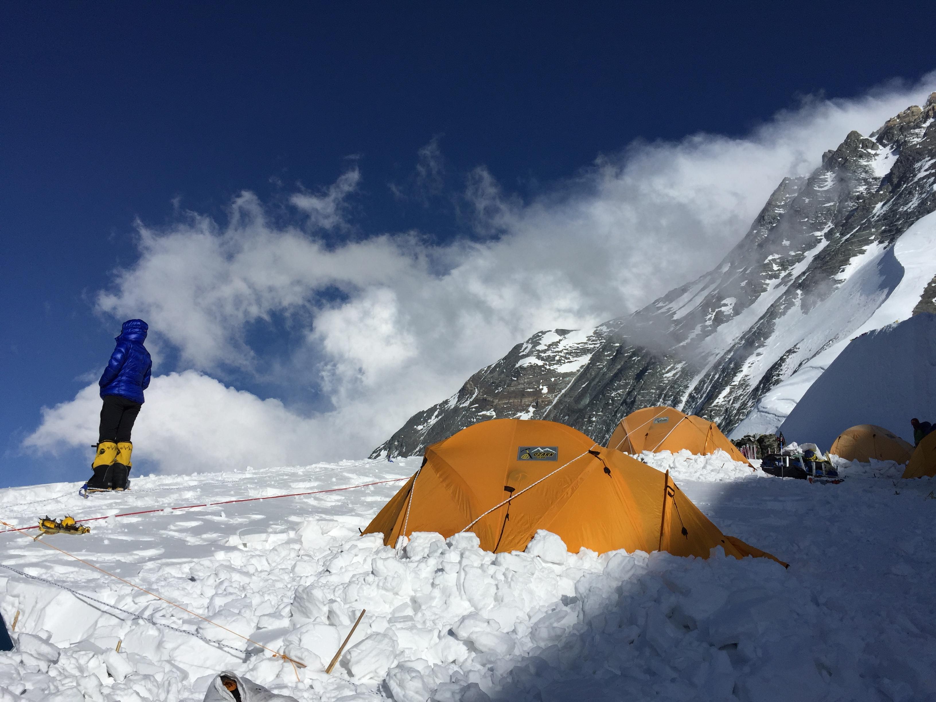 Rosier Alexandre tem o desafio de subir o topo mais alto do mundo (FOTO: Divulgação)