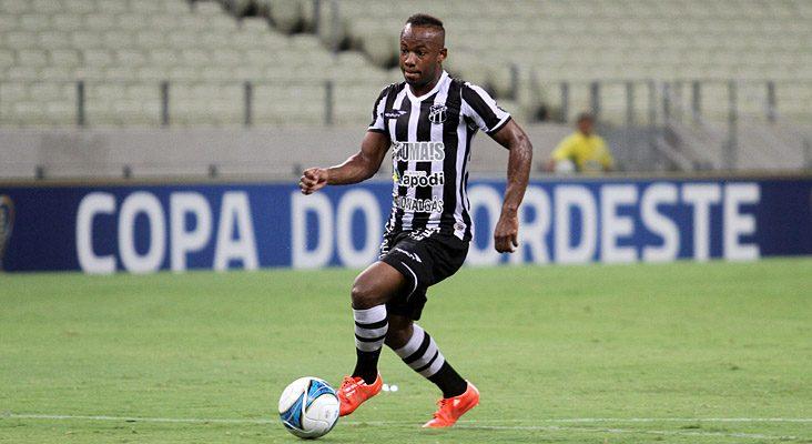 Wescley jogou no Ceará na temporada 2015 (FOTO: Christian Alekson/Cearasc.com)