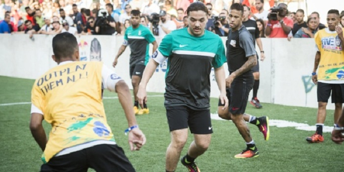 O cearense disputou dois jogos e fez três gols (FOTO: Marcelo Maragni/Red Bull Content Pool/Divulgação)