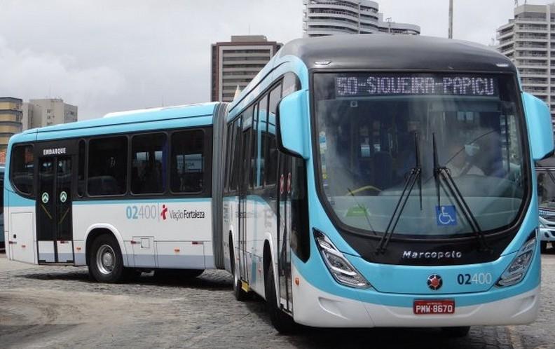 Das vagas disponíveis, 58 são para cobrador e 68 para motoristas (FOTO: Flávio Eduardo/Divulgação)