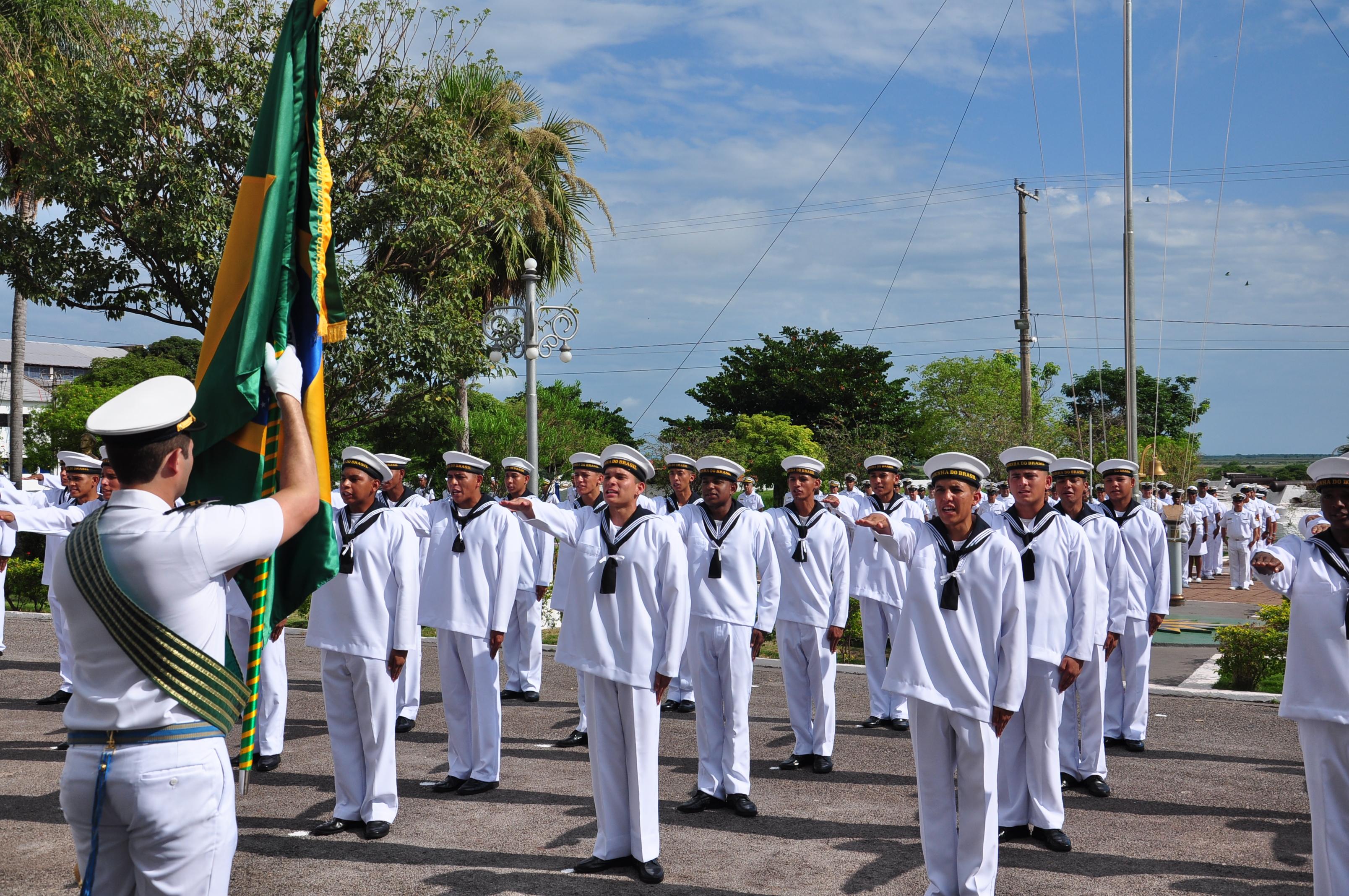 Marinha do Brasil abre inscrições para o Colégio Naval