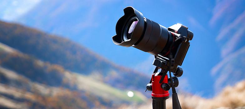 São dicas para quem deseja iniciar na fotografia (FOTO: Shutterstock)