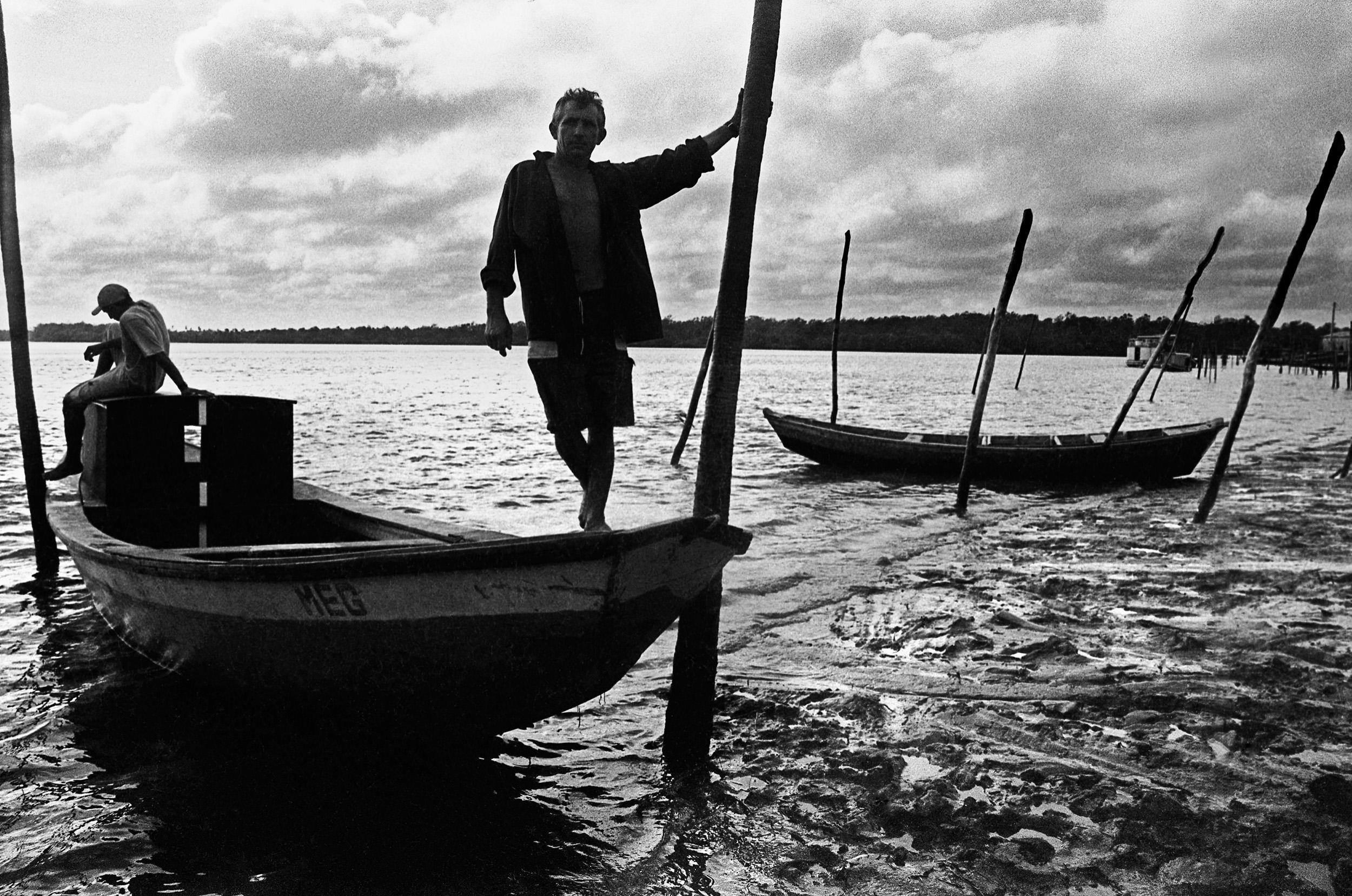 6d777c6ee14 Exposição fotográfica faz retrato dos habitantes das ilhas do Delta do  Parnaíba