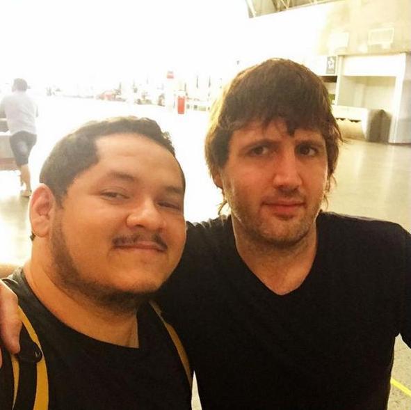 Pedro e Martín irão mochilar, por seis meses, pela Ásia, fazendo uma breve parada na África do Sul. (FOTO: Reprodução/Instagram Pedro Marques)
