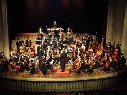 Com quase 18 anos de tradição, a Filarmônica do Ceará prepara outras apresentações para este ano. (FOTO: Reprodução/Facebook)