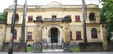 A Casa do Barão de Camocim é tombada pelo município desde 5 de dezembro de 2007 (Foto: Divulgação)
