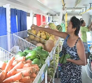 Itinerário do ônibus da Ceasa (FOTO: Reprodução TV Jangadeiro)