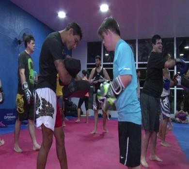 Vitão e Vitinho são feras no tatame (FOTO: Reprodução TV Jangadeiro)