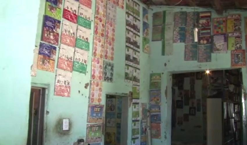Vendedor de picolé tem grande paixão por livros (FOTO: Reprodução TV Jangadeiro)